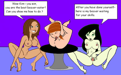 Kim Possible Porn Clips